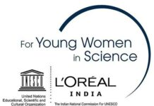 L'Oréal India For Young Women In Science Scholarships 2021