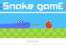 Snake Game with python